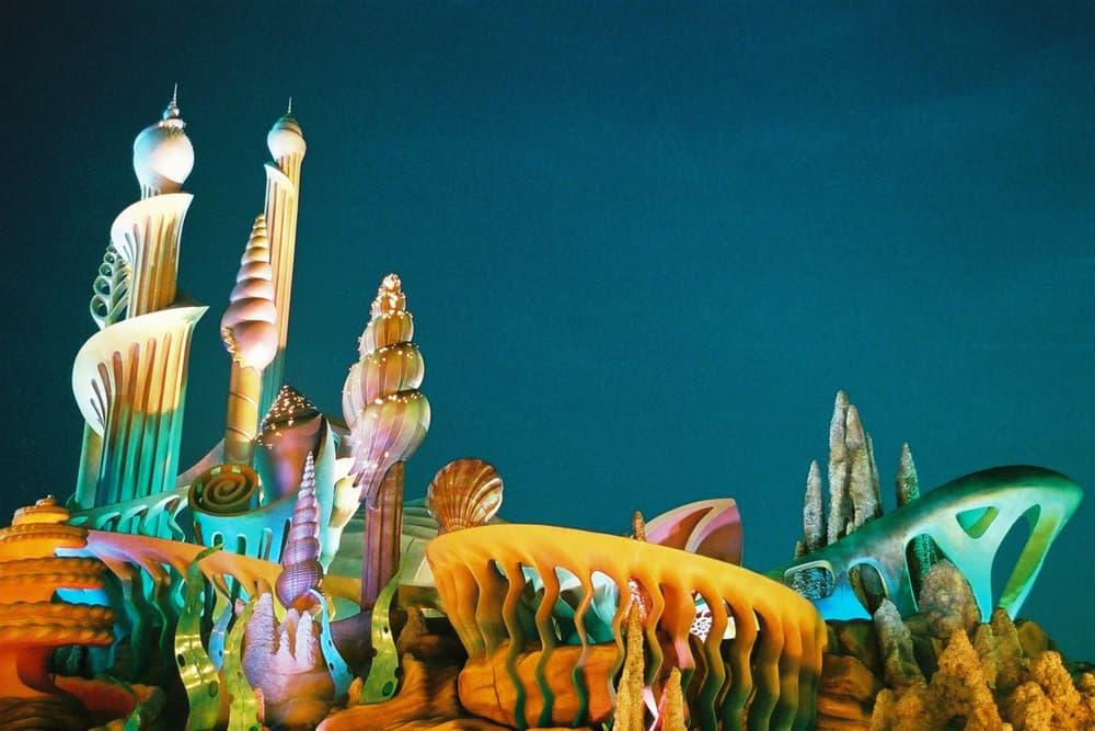 Mermaid Lagoon at Disney Sea in Tokyo