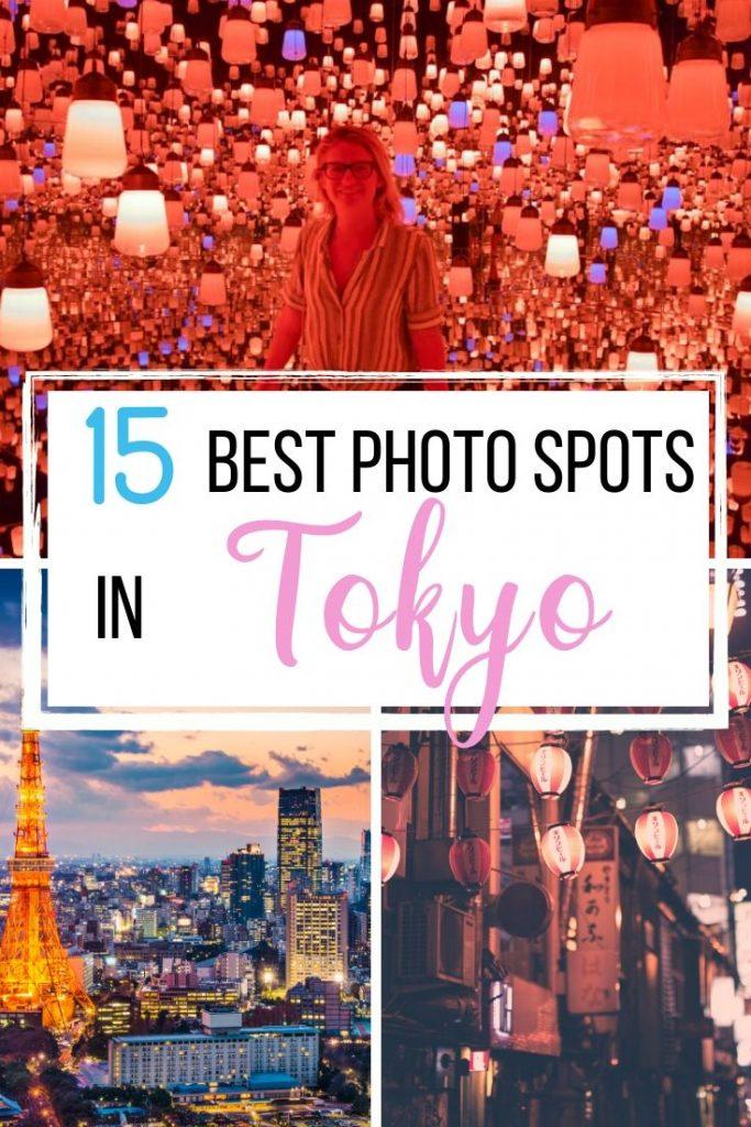 The 15 Best Instagram Photo Spots In Tokyo Japan