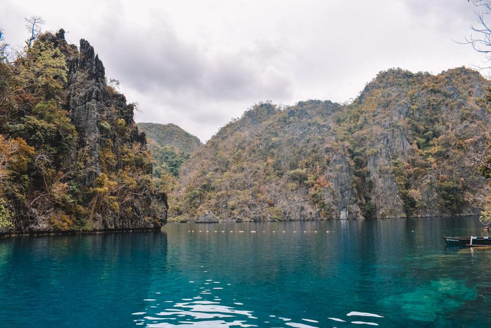 Kayangan Lake without the crowds