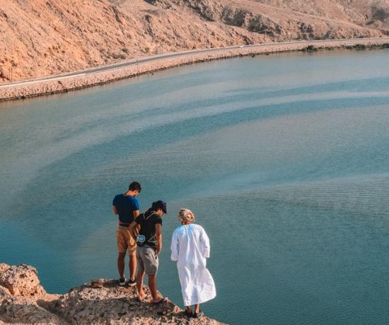 Oman dress code