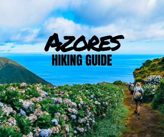Azores hiking guide