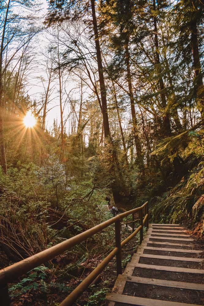Exploring the hikes in and around Vancouver