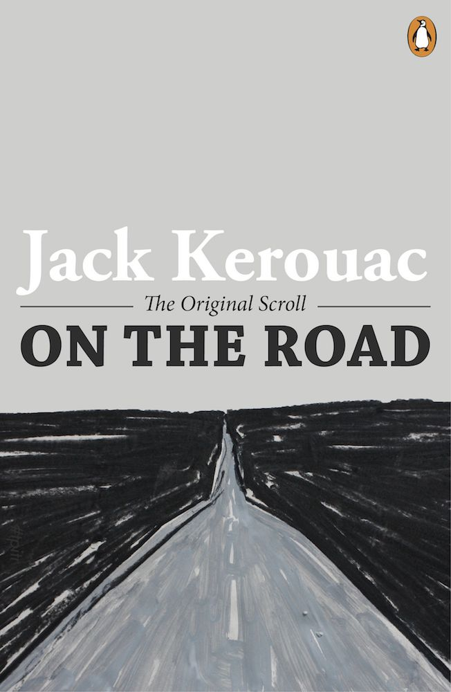 Front cover of the book On the Road by Jack Kerouac