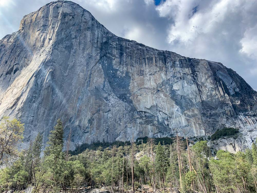 El Capitan in Yosemite National Park, photo by Bartender Abroad