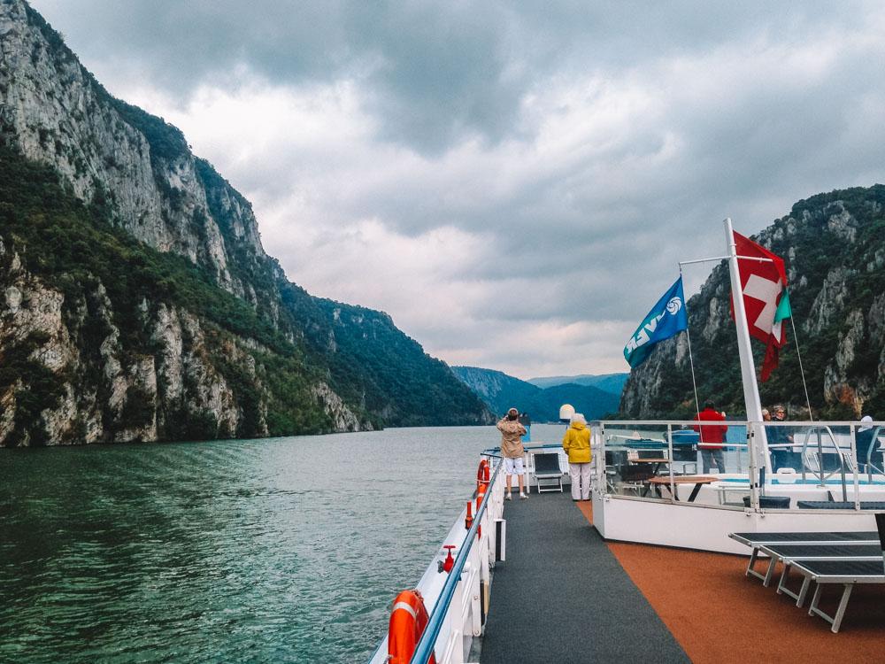 Cruising the Danube River