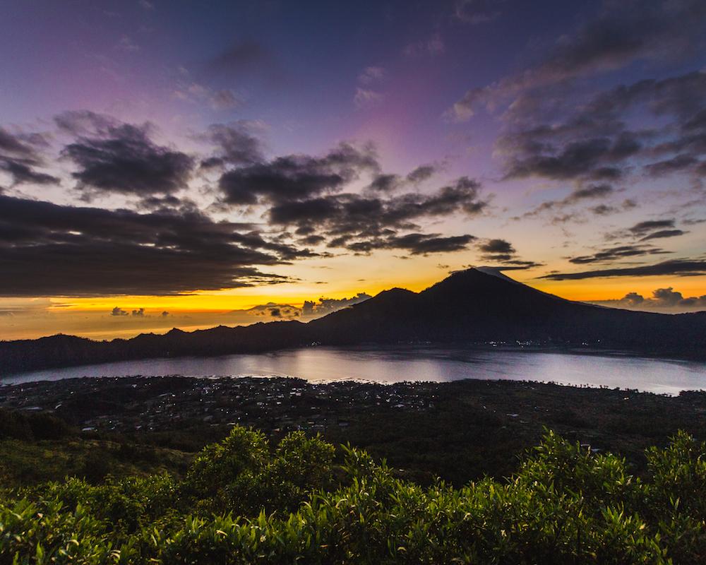Mount Batur in Bali - Photo by Joaquin Prats on Scopio