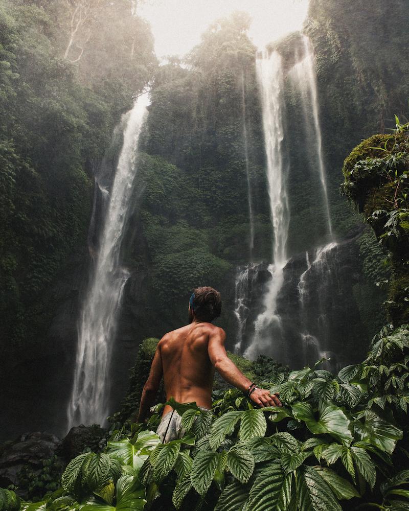 Sekumpul Waterfall in Bali - Photo by Eron Edward on Scopio