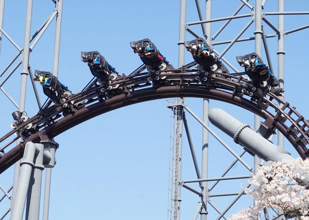 Fuji Q Theme Park - photo by Pretraveller