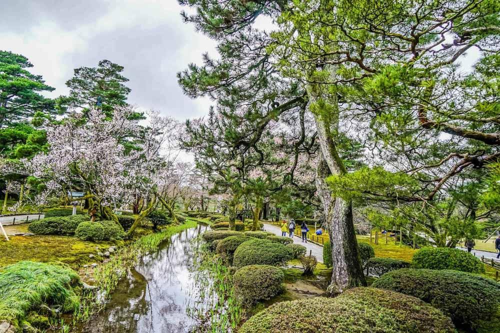 Kanazawa Gardens - photo by Inspired By Maps