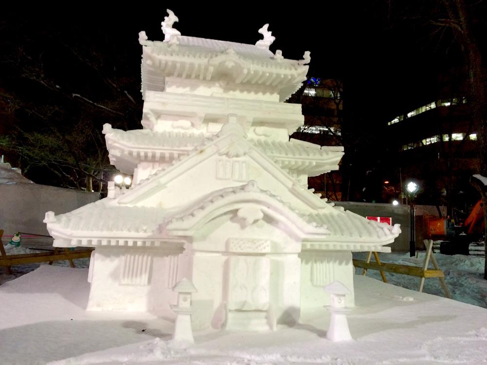 Sapporo Snow Festival - photo by Nagoya Foodie