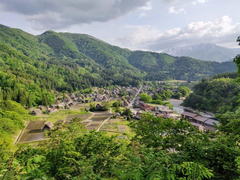 Shirakawa - photo by The Solo Globetrotter