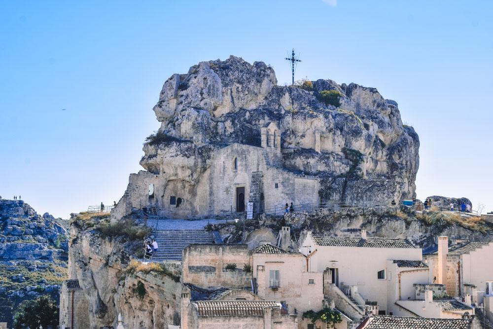 Chiesa di Santa Maria di Idris in Matera