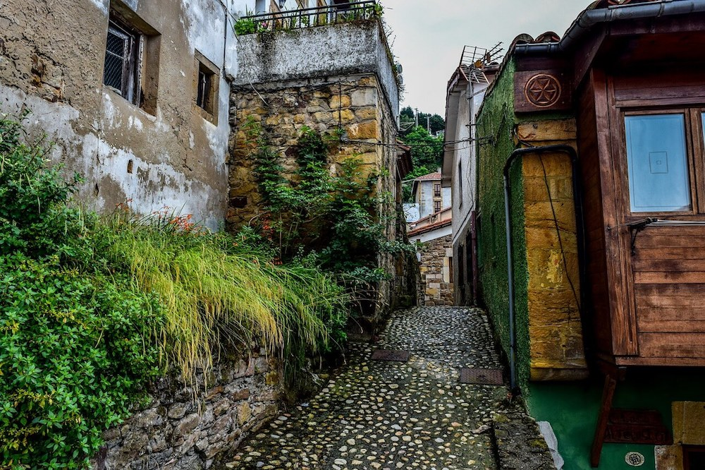 Discovering one of the rural villages of Asturias - photo by Travels with Talek