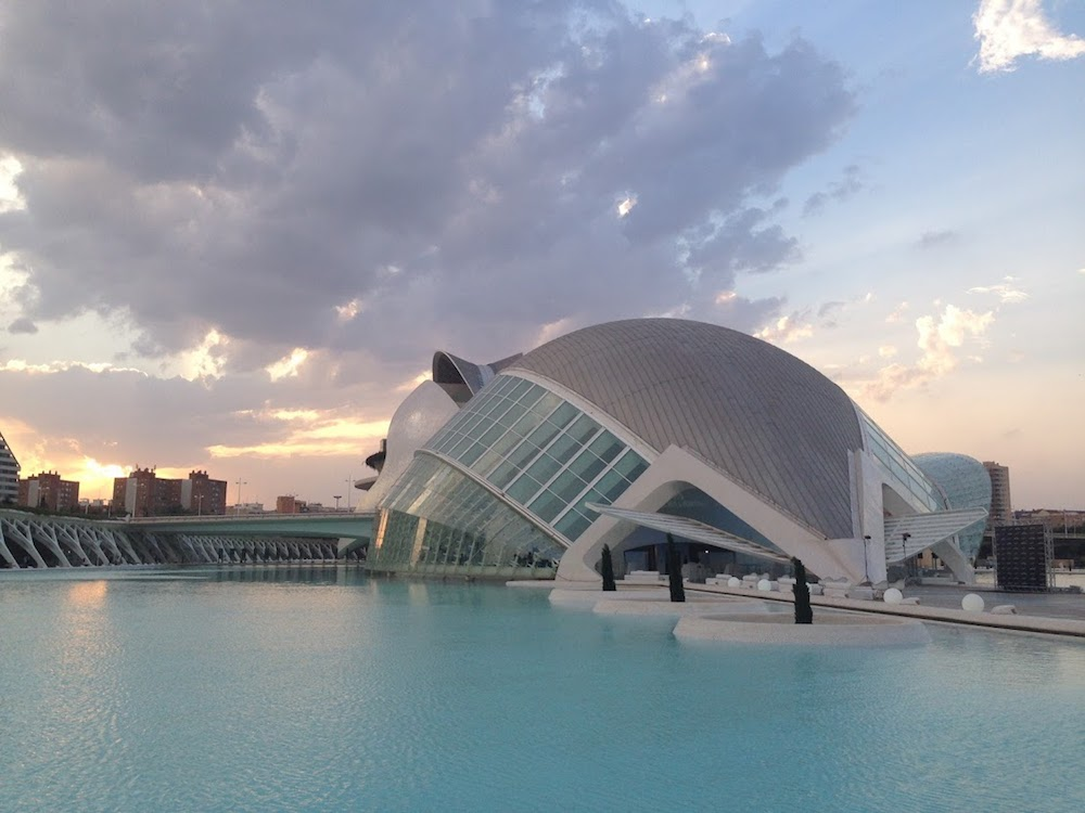 Exploring Valencia - photo by Around the World in 24 Hours