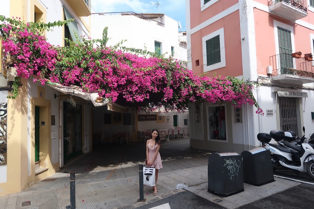 Ibiza Old Town - photo by teamajtravels.com