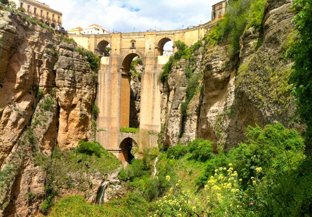 Ronda in Spain - photo by It's Not About the Miles