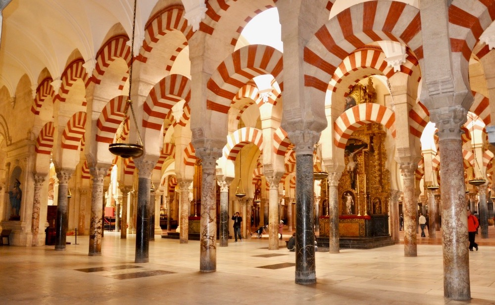 The famous Mosque-Cathedral of Cordoba - photo by Country Hopping Couple