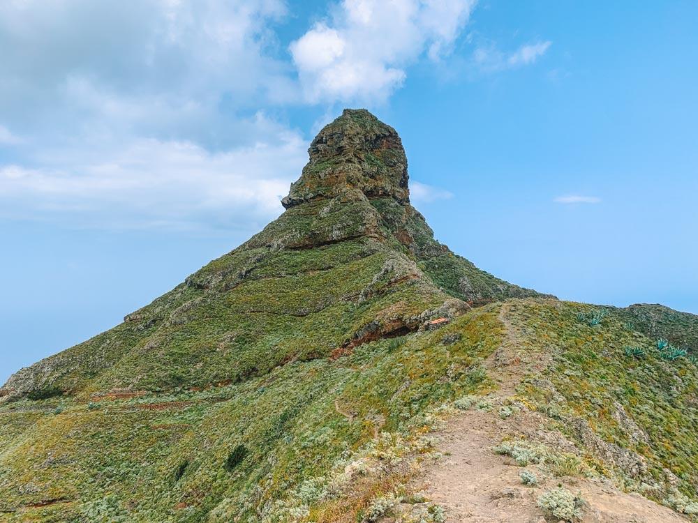 Roque de Taborno in Tenerife