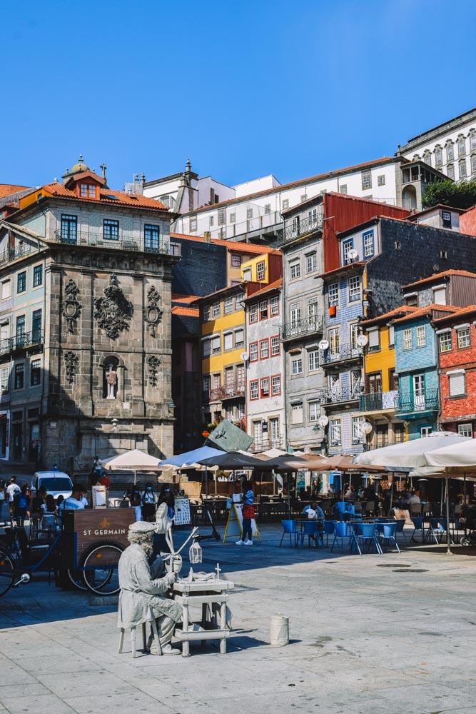 Exploring Ribeira and Cais da Ribeira in Porto, Portugal
