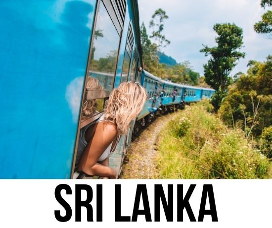 Discover Sri Lanka with Greta's Travels